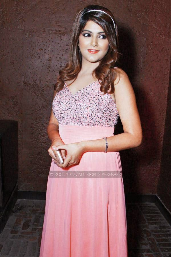 Kriti Dhir's birthday party, held at The Mansion Club in Garden Of Five Senses, New Delhi.