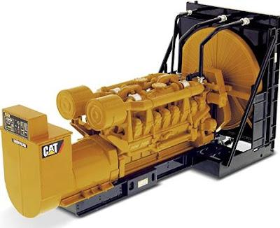 Máy phát điện Caterpillar 500kva – 2000kva