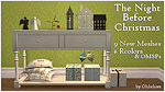 The night before Christmas - New Mesh-Set by Ohbehave TheNightBeforeChristmasPRE
