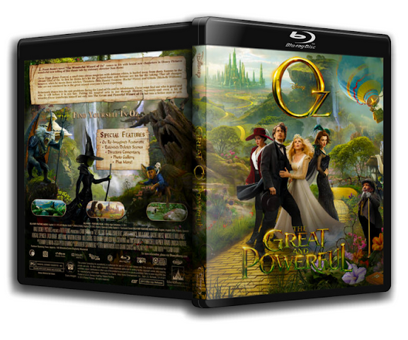 Oz, un mundo de fantasia (2013) Fantastica Bdrip.m-720p.Dual.AC3.subs forzados | Putlocker