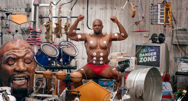 Old Spice | Muscle Music with Terry Crews