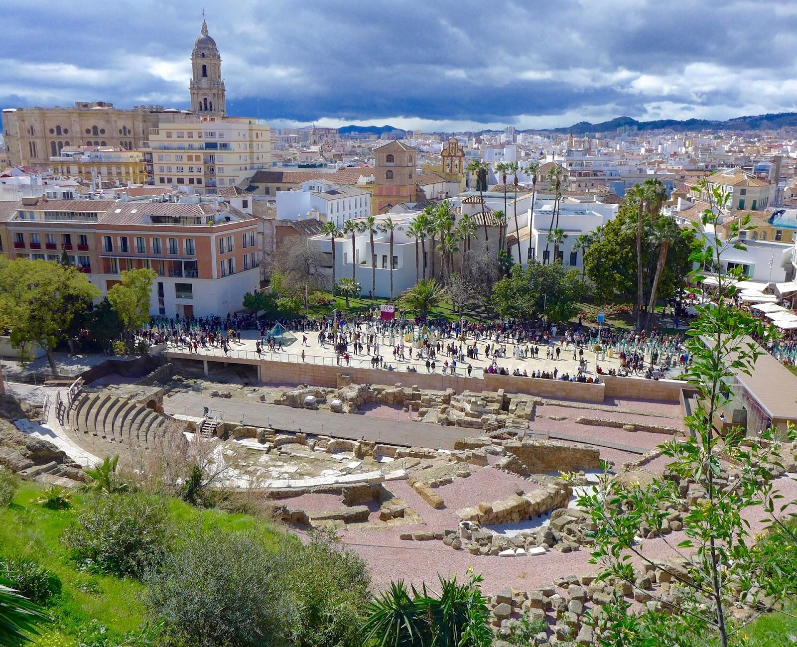 monumentos que visitar Málaga