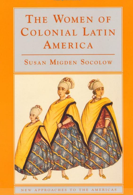 the role of women in colonial america