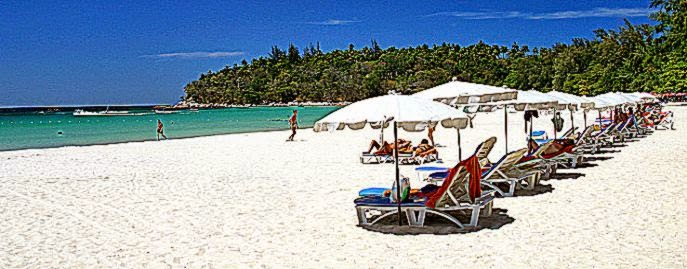 Three Most Popular Beaches in Phuket   Awesome Villas