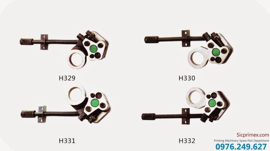 Phụ tùng linh kiện máy ngành in chính hãng giá rẻ H329-332