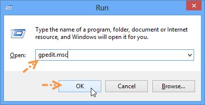 ปิดการทำงานของ Destination Folder Access Denide W8disacc03