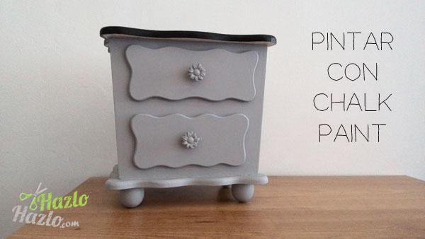 Cómo cambiar el aspecto de un mueble con pintura