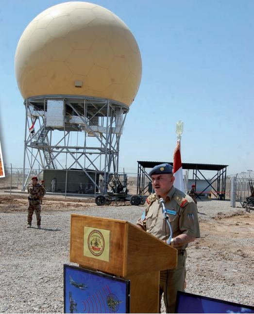 اكبر و اوثق موسوعة للجيش العراقي على الانترنت Radar+3