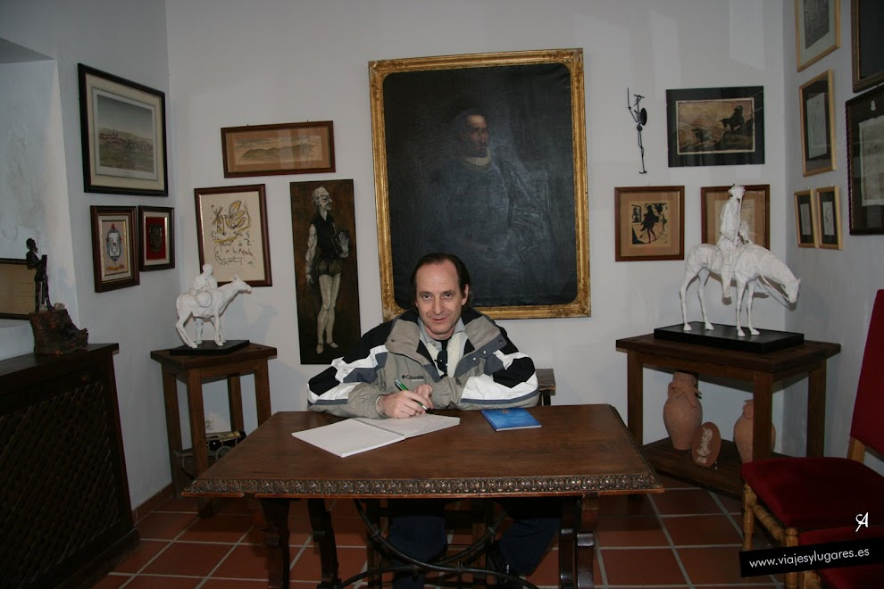 Casa de D. Nuguel de Cervantes, en Esquivias