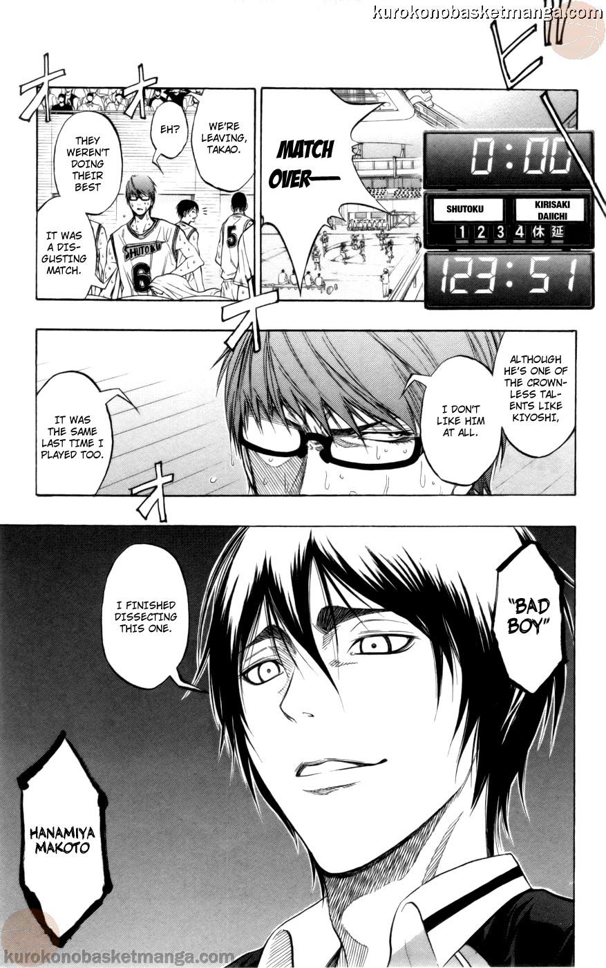 Kuroko no Basket Manga Chapter 84 - Image 19
