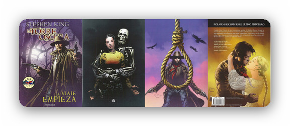 La Torre Oscura 6: El Viaje Empieza - Stephen King [C�mic][Espa�ol]