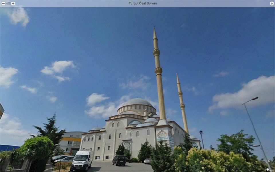 Beykent Camii