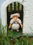 U jedné vesnice měli zajímavé malé městečko.