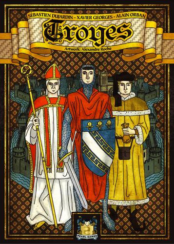 Troyes: kockama kroz stoljeća