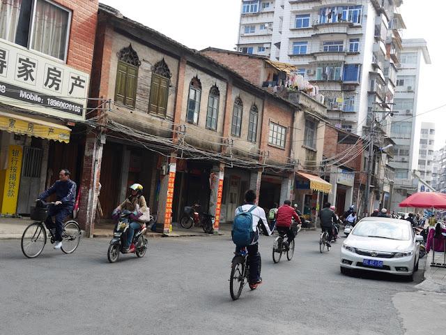Datong Road (大同路) in Zhangzhou