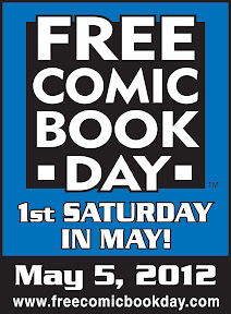 National Free Comic Book Day 2012