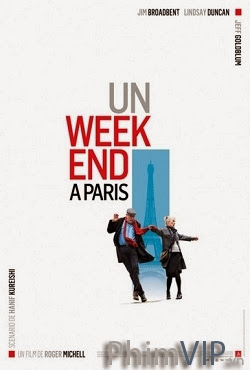 Ngày Cuối Tuần - Le Week-end poster
