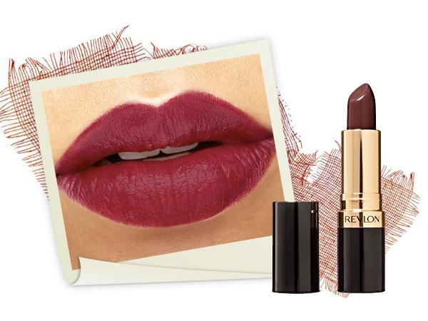 Revlon Super Lustrous Creme Lipstick – Màu Black Cherry