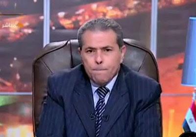 توفيق عكاشة: أبنى بيعيروه فى المدرسة بـ البطة