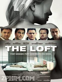 Căn Gác Của Tội Ác - The Loft (2014) Poster