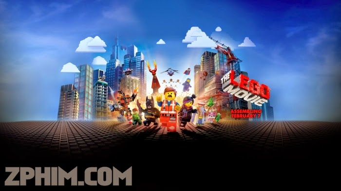 Ảnh trong phim Bộ Phim Lego - The Lego Movie 1