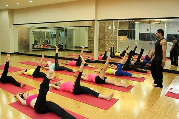 Trung tâm Yoga K.I.M
