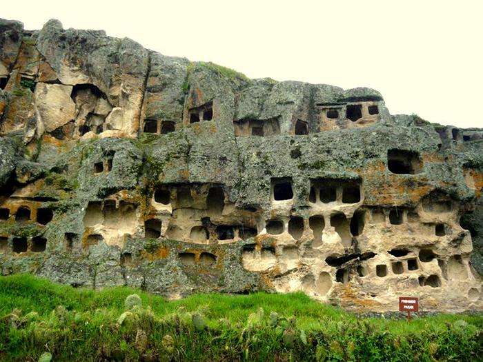 Saca tus pasajes a Cajamarca y vista las Ventanillas de Otuzco