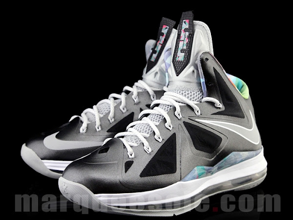 First Look Nike LeBron X Prism