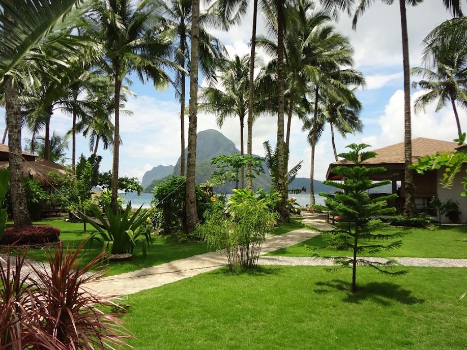 Cadlao Resort, El Nido, Palawan, Philippines.