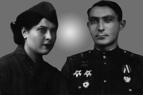 Роман Розум с женой