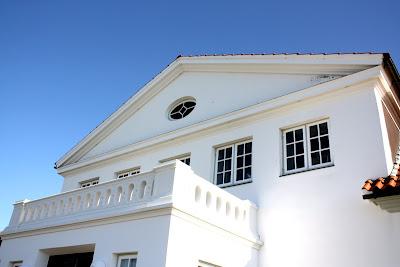 President's residence in Reykjavik Iceland