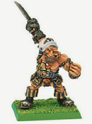 Morg'n Thorg tercera edición del Blood Bowl