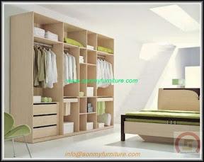 Tủ quần áo TASM0601