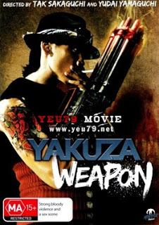 Yakuza weapon - Vũ Khí Tối Thượng