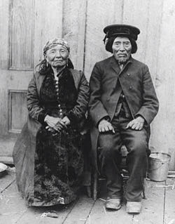 Cheshiahud and his wife