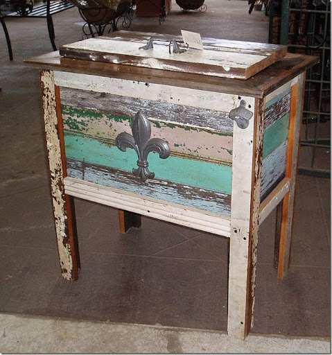 Local artists for Local reclaimed wood