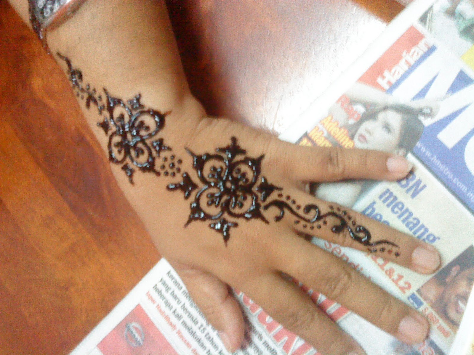 Chanteq Henna Creation MoRe HeNNa DeSiGn