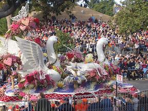 Rose Parade float 2008