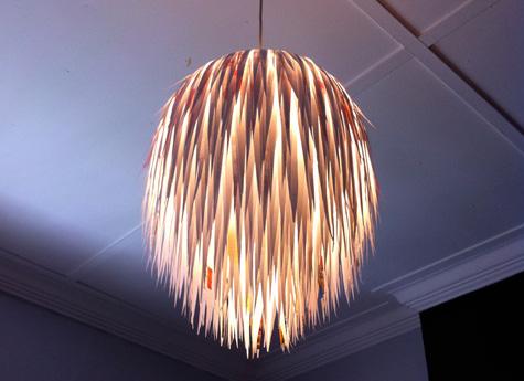 Lampadario Allaperto : You love pink lampadario moderno fai da te