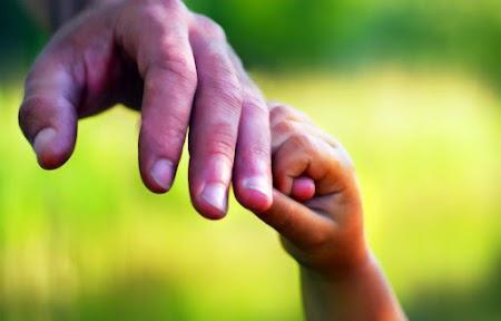 Pais e filhos, em sua Imagem Verdadeira, se amam infalivelmente