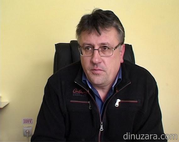 vicepreşedintele PDL Vatra Dornei, Anton Filipiuc, directorul sucursalei Suceava a Companiei Naţionale a Uraniului