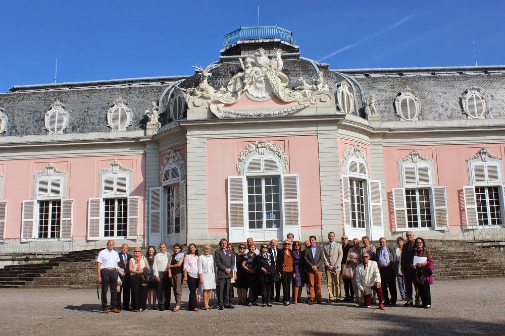 Principele Nicolae, vizită oficială în Germania, 15-17 septembrie 2014