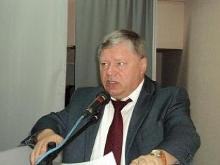 Директор Департамента растениеводства, химизации и защиты растений Минсельхоза Российской Федерации Петр Александрович Чекмарев