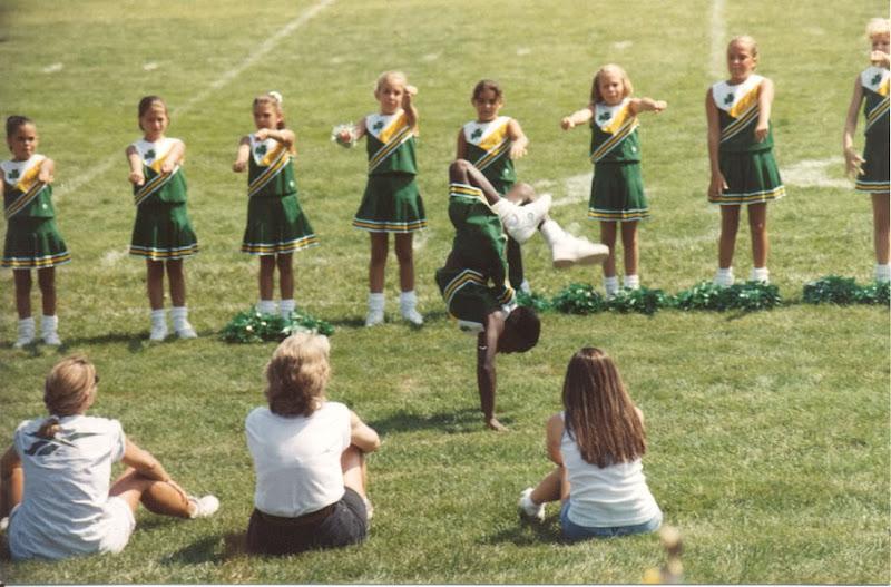 cheerleading dara