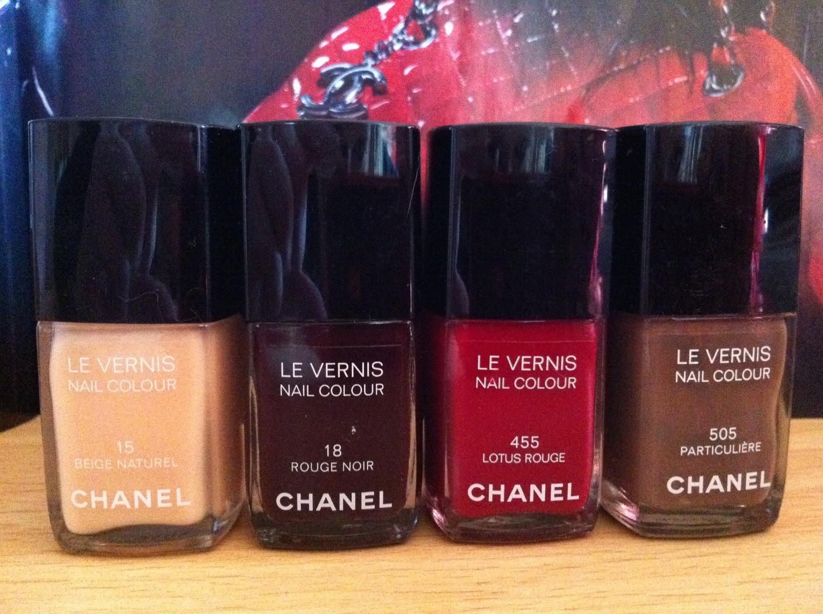 Lo que lleve la rubia: Esmaltes de uñas ¿Qué colores y marcas prefieres?