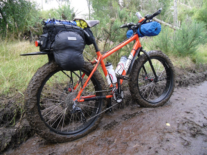 Salsa Fargo Or Genesis Fortitude Adventure 171 Singletrack
