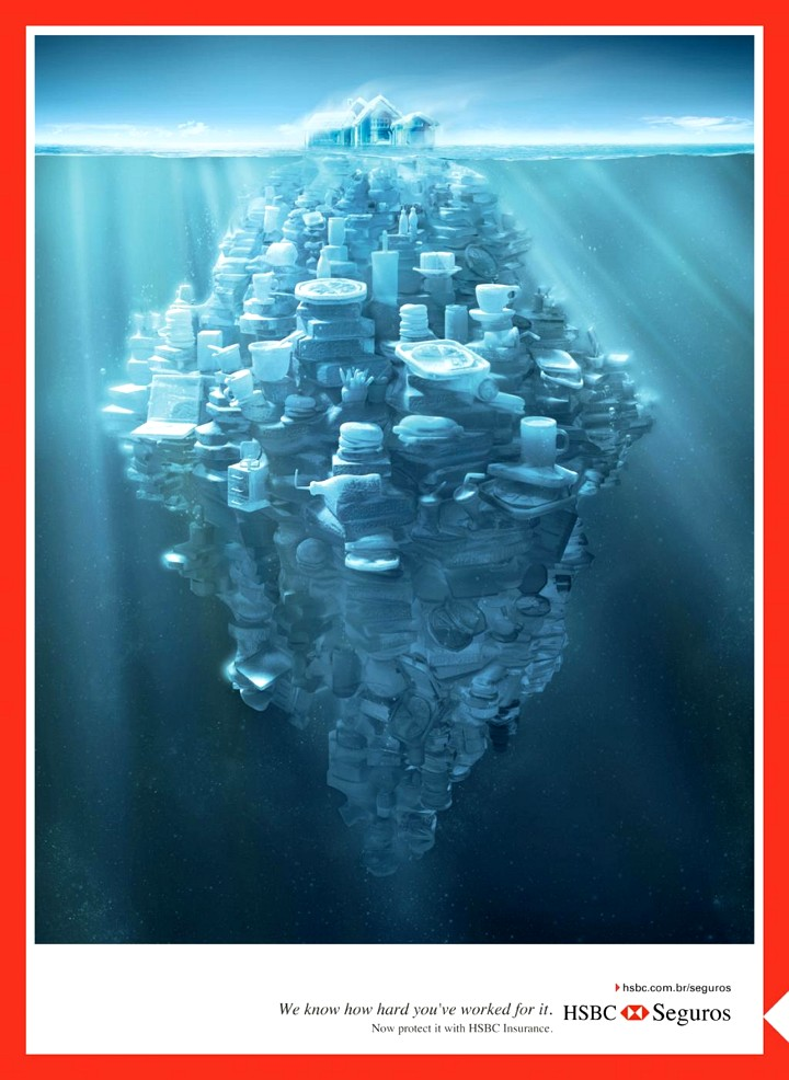 Iceberg-House