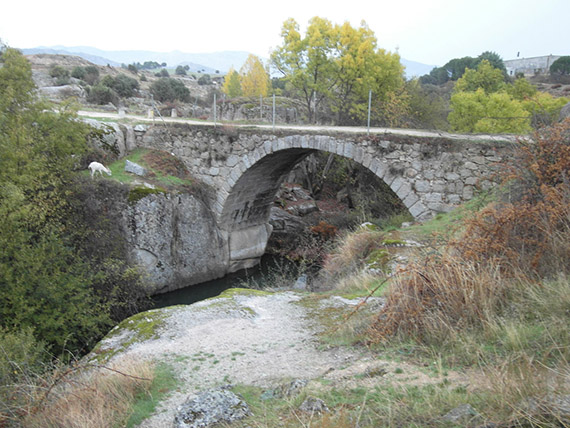 Así fue nuestra Ruta de Puentes, Molinos y Batanes. Octubre 2012
