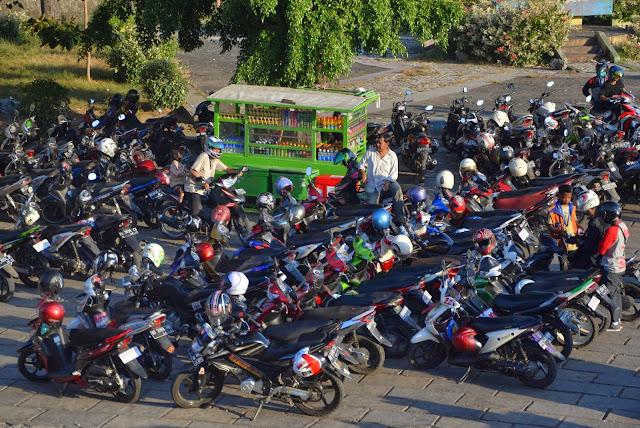 parking motorowy