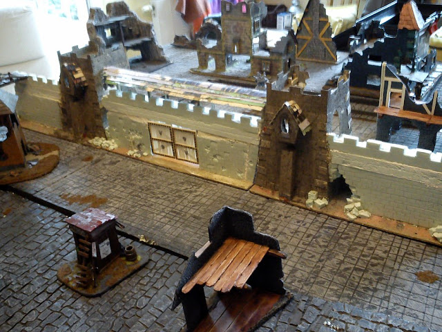 Dwalthrim's smithy - my table and terrain Mordheim_w_komorowie_04